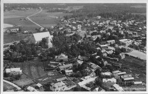 Pargas Gamla Malm ca. 1940.