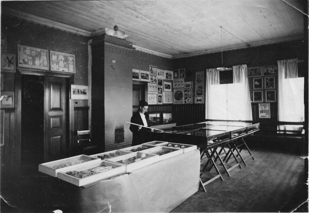 Kommunalstugan 1920